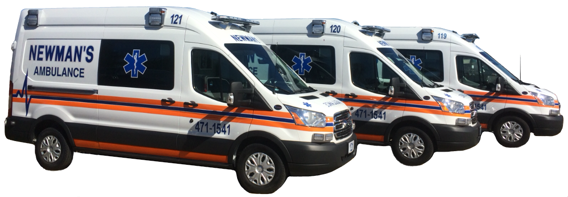 Newman's Ambulance – Our Family Caring For Your Family Since